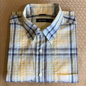Nautica Men's Short Sleeve Shirt